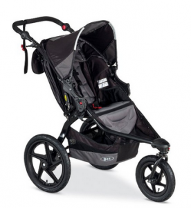 BOB_Revolution_Flex_Stroller,_Black