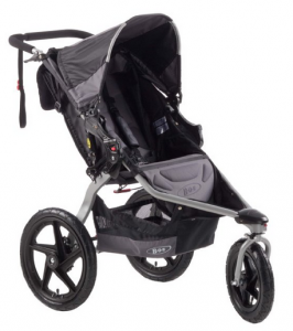 BOB_Revolution_SE_Single_Stroller,_Black