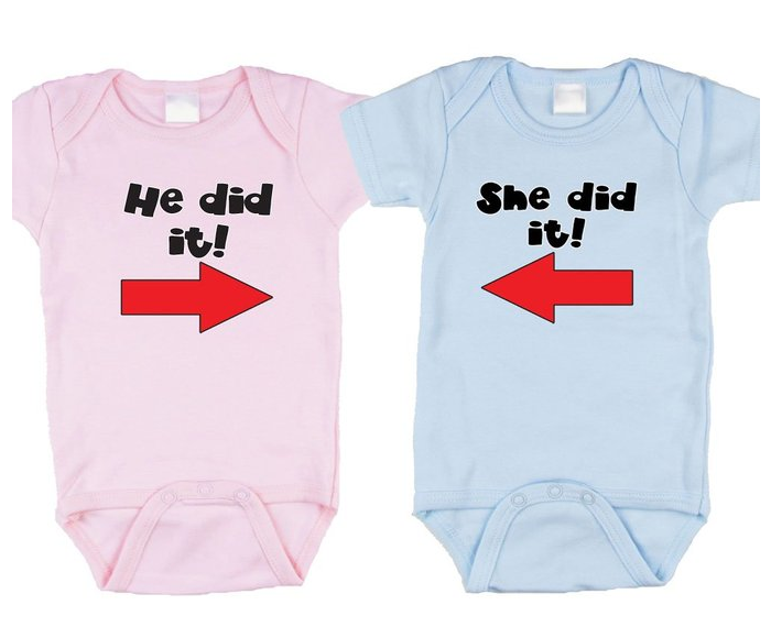 He_Did_It_-_She_Did_It,_Twin_Boy_Girl_Gift_Set_(Includes_2_Bodysuits)