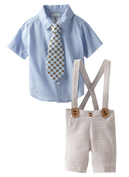 Mud_Pie_Baby-Boys_Newborn_Seersucker_3_Piece_Set_With_Tie
