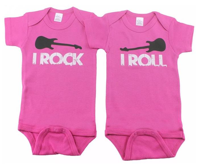 Twin_Baby_Girls_Onesies,_Includes_2_Bodysuits