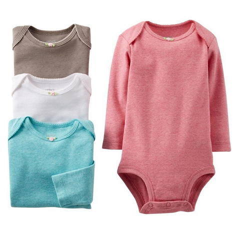 Carter's_Baby_Girls_4_Pack_Bodysuits