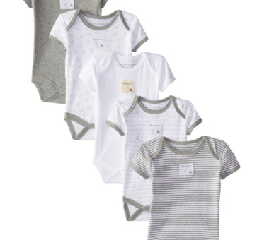 Burt's_Bees_Baby_Boys-Baby_Organic_Set_of_5_Short_Sleeve_Bodysuits