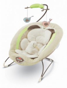 Fisher-Price_Deluxe_Bouncer,_My_Little_Snugabunny