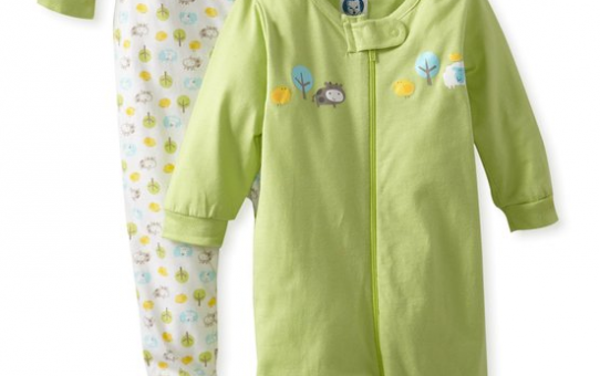 Gerber_Unisex-Baby_Newborn_2_Pack_Neutral_Sleep_N_Play_Zip_Front